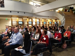 AMA Boston attendees for Marketing Career Event
