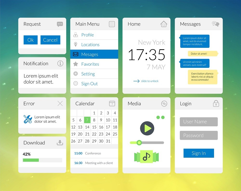 Widgets – Not Just for Retail Anymore