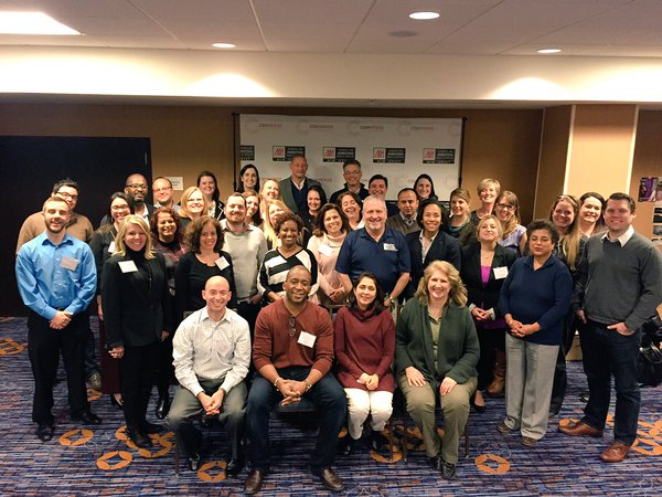 AMA Leadership Retreat Valuable and Fun for Boston Chapter Leaders