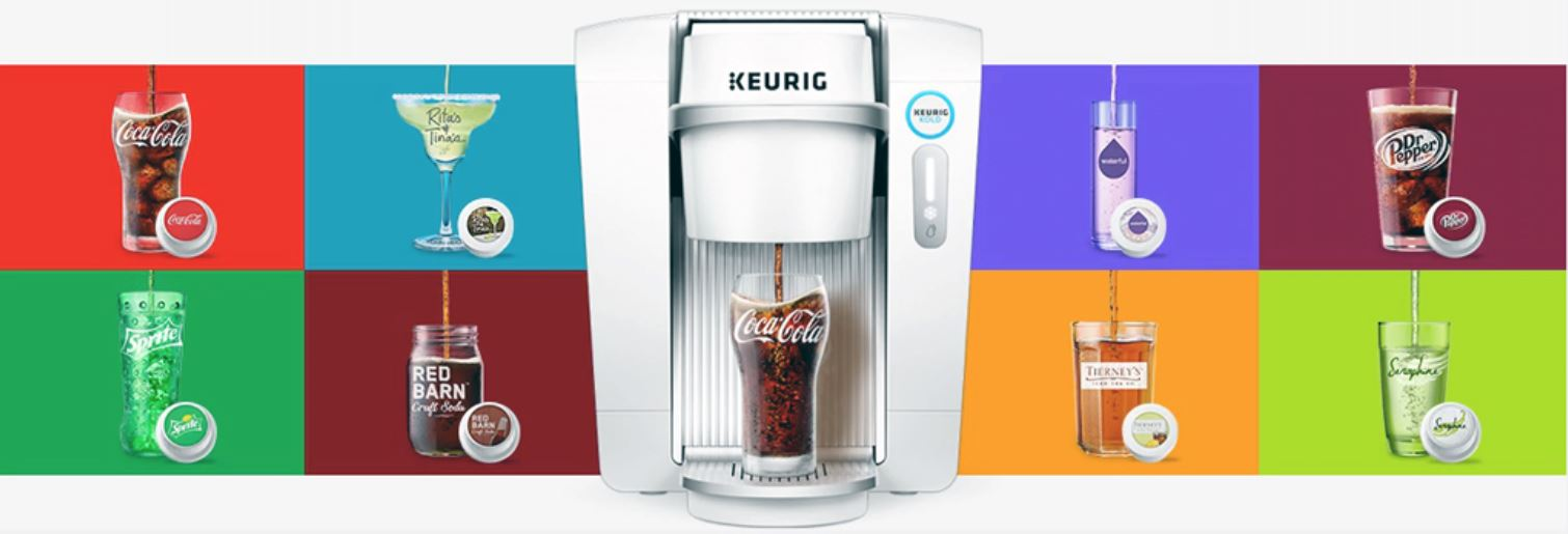 4 Lessons from Keurig's Launch of Keurig Kold
