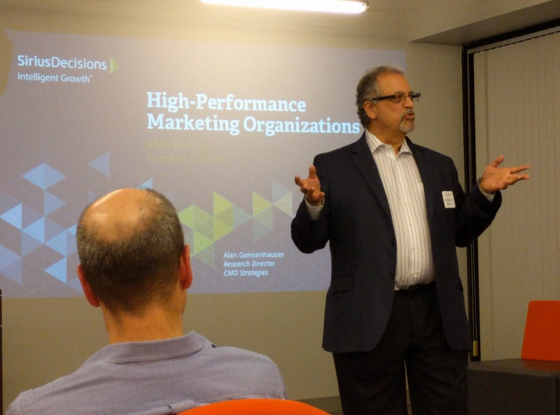 Sirius Ideas on Growth, Alignment and Performance from Alan Gonsenhauser