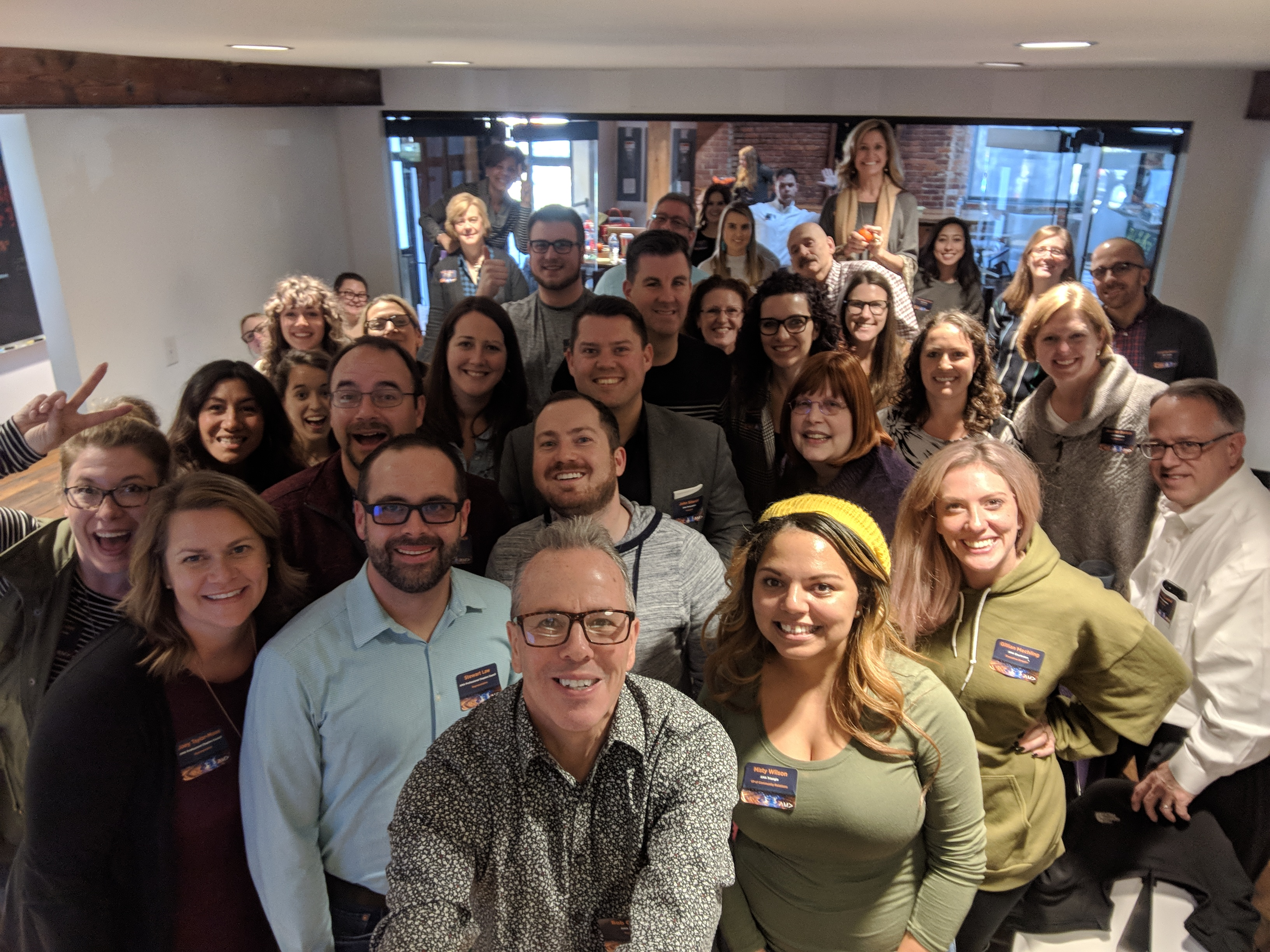 AMA's Mid-Atlantic Regional Retreat in Raleigh, North Carolina